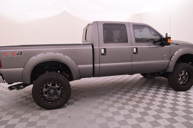 2013 F-250 Crew Cab 4x4 Pickup #A53833 - photo 9