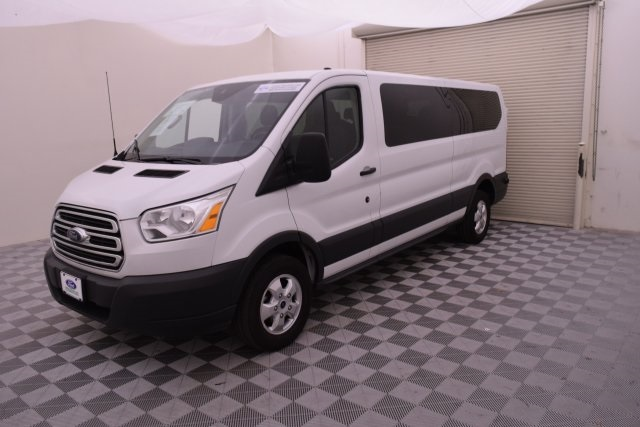 2017 Transit 350 Low Roof, Passenger Wagon #A63390F - photo 3