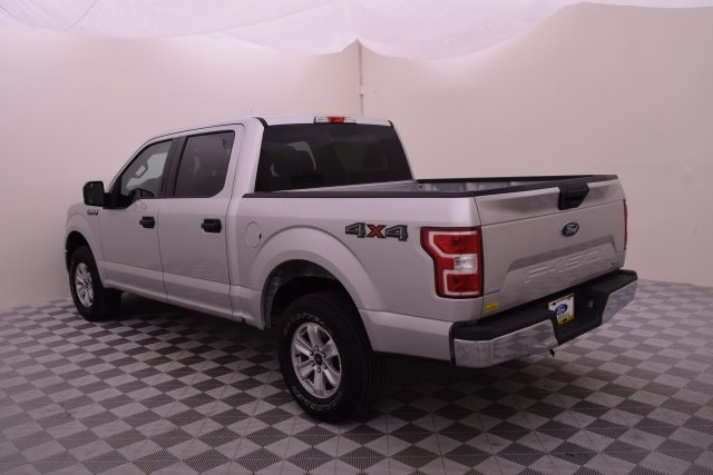 2018 F-150 SuperCrew Cab 4x4, Pickup #A64160M - photo 8
