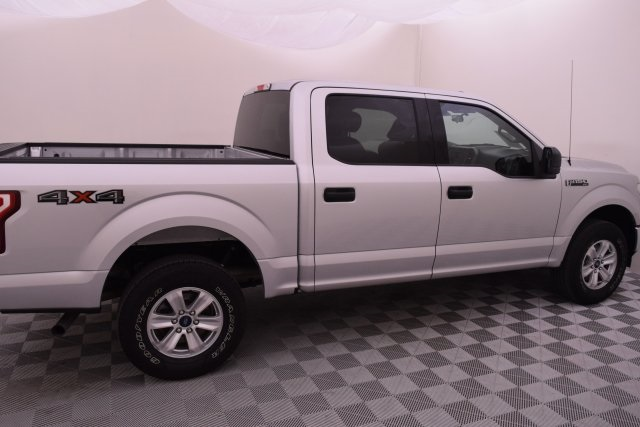 2018 F-150 SuperCrew Cab 4x4, Pickup #A64160M - photo 4