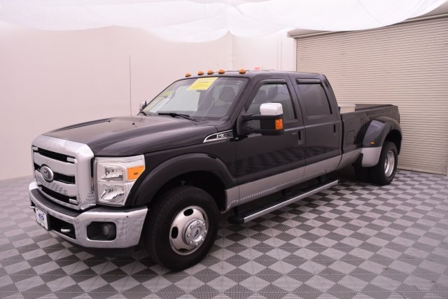 2011 F-350 Crew Cab DRW 4x4, Pickup #A66491 - photo 4