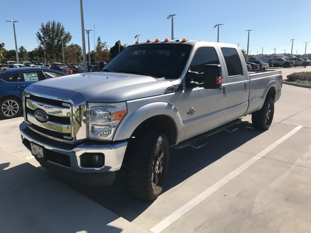 2014 F-350 Crew Cab 4x4 Pickup #A76896 - photo 4