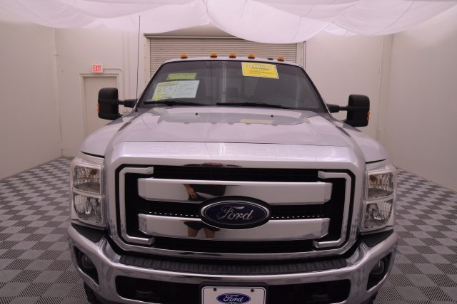 2014 F-350 Crew Cab 4x4 Pickup #A76896 - photo 3