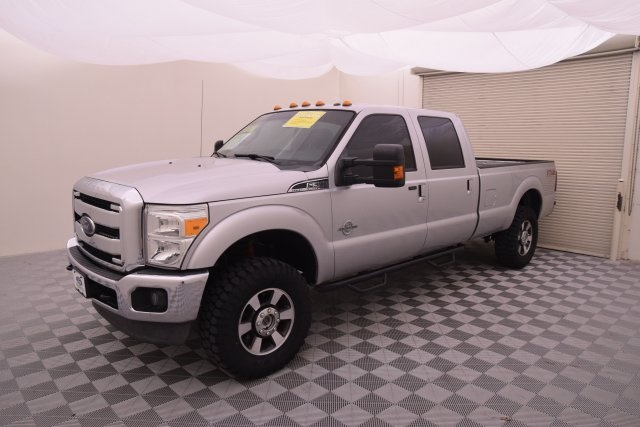 2014 F-350 Crew Cab 4x4 Pickup #A76896 - photo 6