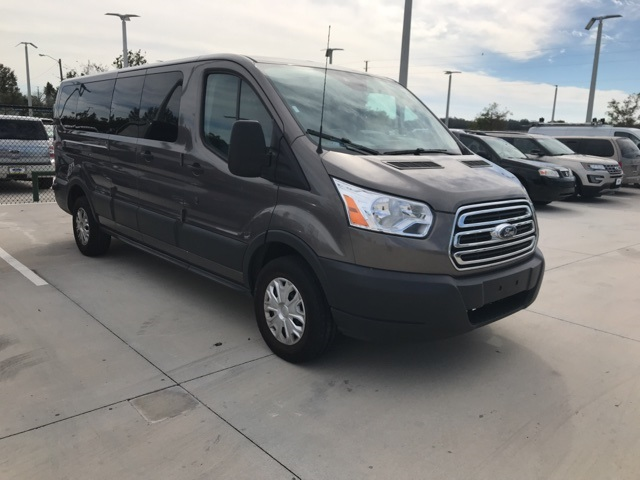 2016 Transit 350 Low Roof Passenger Wagon #A84134M - photo 3