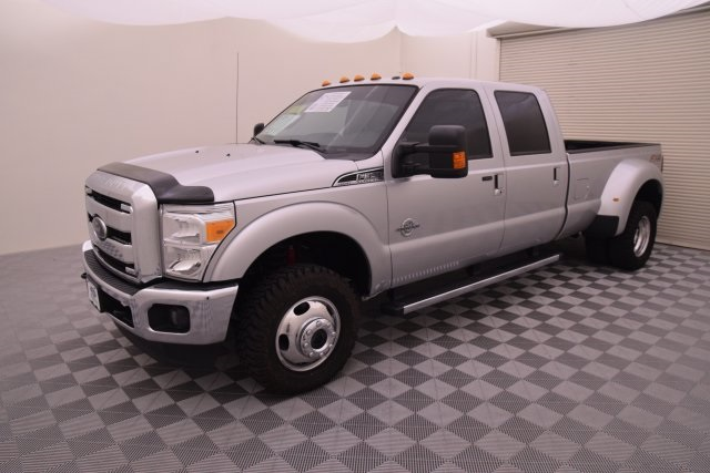 2015 F-350 Crew Cab DRW 4x4, Pickup #A93053 - photo 4
