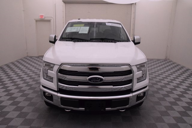 2015 F-150 Crew Cab 4x4, Pickup #A96653F - photo 4