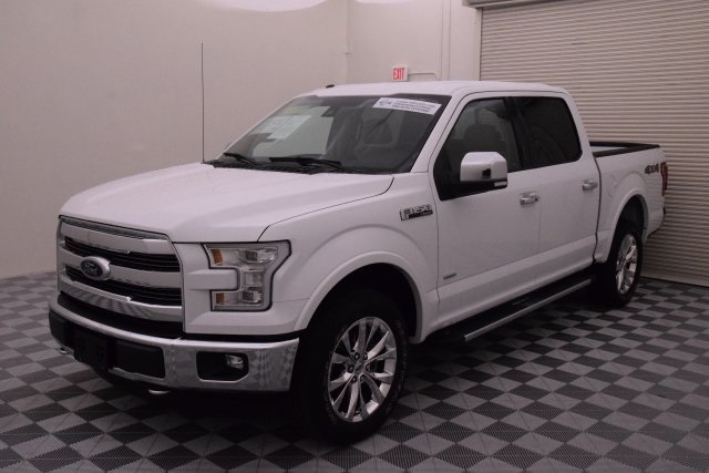 2015 F-150 Crew Cab 4x4, Pickup #A96653F - photo 5