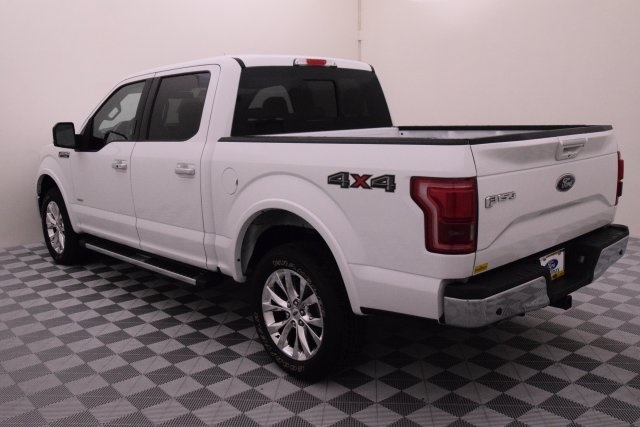 2015 F-150 Crew Cab 4x4, Pickup #A96653F - photo 8
