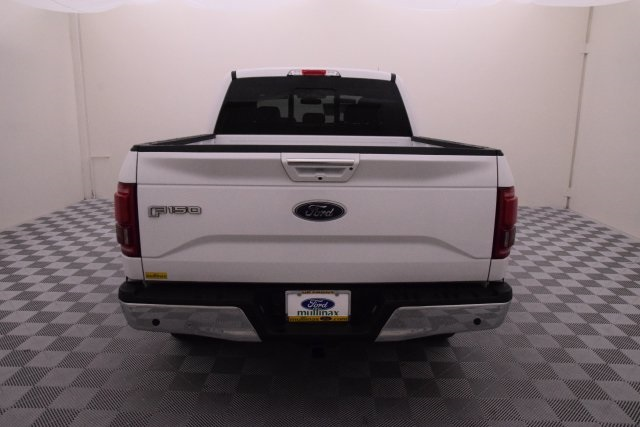 2015 F-150 Crew Cab 4x4, Pickup #A96653F - photo 10
