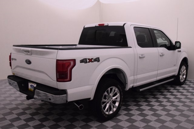2015 F-150 Crew Cab 4x4, Pickup #A96653F - photo 2