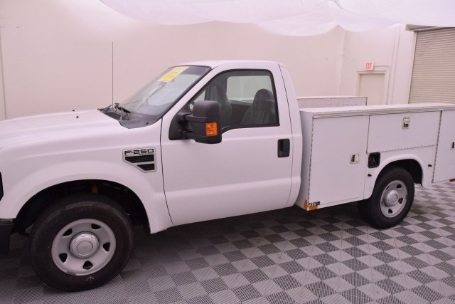2009 F-250 Regular Cab,  Service Body #B05260 - photo 8