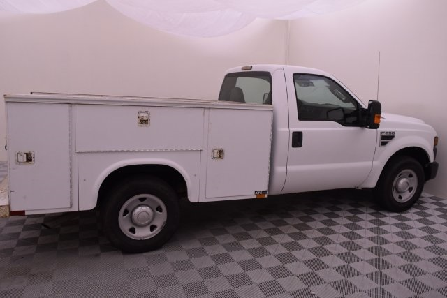 2009 F-250 Regular Cab,  Service Body #B05260 - photo 4