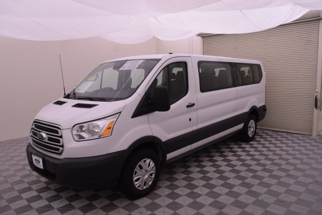 2016 Transit 350 Low Roof,  Passenger Wagon #B08194M - photo 9