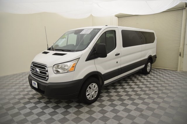 2016 Transit 350 Low Roof, Passenger Wagon #B12824C - photo 6
