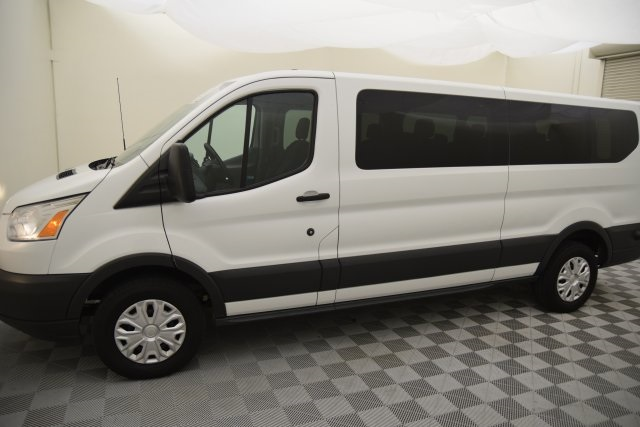 2016 Transit 350 Low Roof, Passenger Wagon #B12824C - photo 8