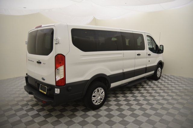 2016 Transit 350 Low Roof, Passenger Wagon #B12824C - photo 2