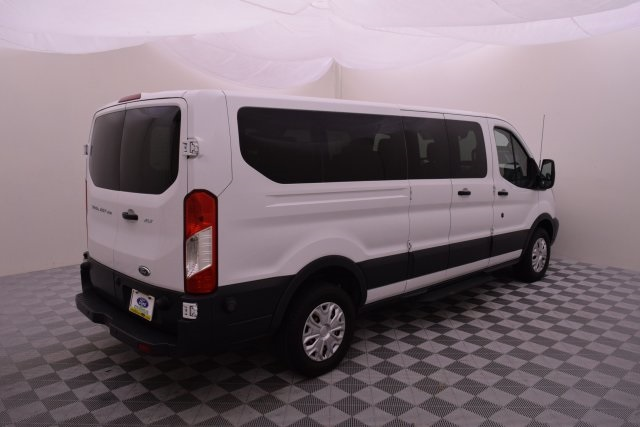 2015 Transit 350,  Passenger Wagon #B14477F - photo 2