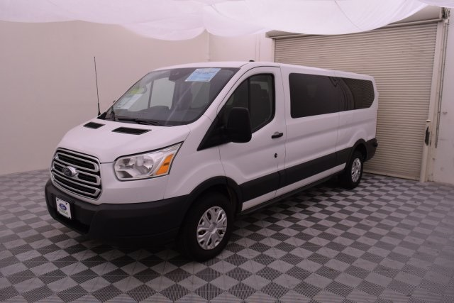 2015 Transit 350, Passenger Wagon #B14477M - photo 4