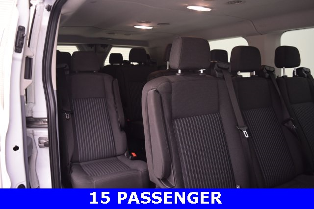 2017 Transit 350 Low Roof 4x2,  Passenger Wagon #B16399F - photo 6