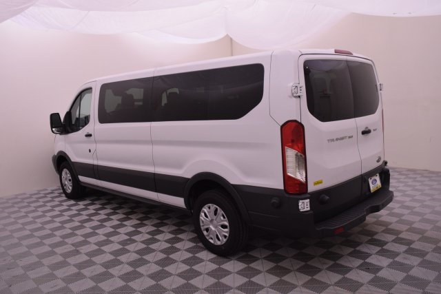 2017 Transit 350 Low Roof 4x2,  Passenger Wagon #B16399F - photo 8