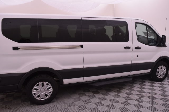 2017 Transit 350 Low Roof 4x2,  Passenger Wagon #B16399F - photo 10