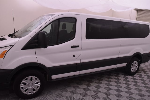 2017 Transit 350 Low Roof 4x2,  Passenger Wagon #B16399F - photo 15