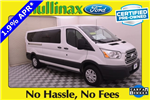 2017 Transit 350 Low Roof 4x2,  Passenger Wagon #B16399F - photo 1