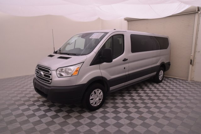 2016 Transit 350 Low Roof Passenger Wagon #B25710F - photo 4
