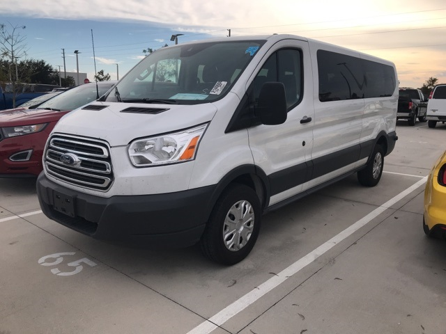 2016 Transit 350 Low Roof Passenger Wagon #B33440F - photo 2
