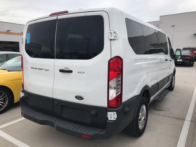 2016 Transit 350 Low Roof Passenger Wagon #B33440F - photo 4