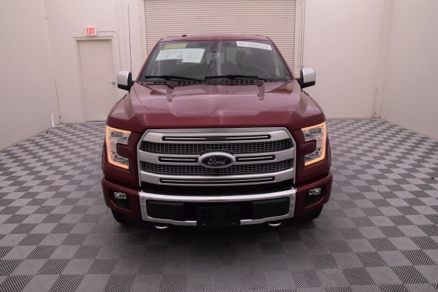 2015 F-150 SuperCrew Cab 4x4, Pickup #B57373 - photo 6