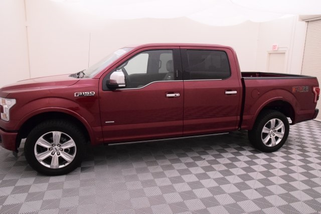 2015 F-150 SuperCrew Cab 4x4, Pickup #B57373 - photo 8