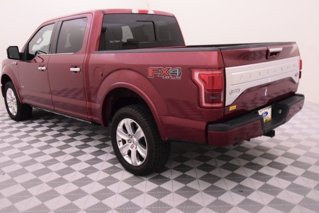 2015 F-150 SuperCrew Cab 4x4, Pickup #B57373 - photo 5