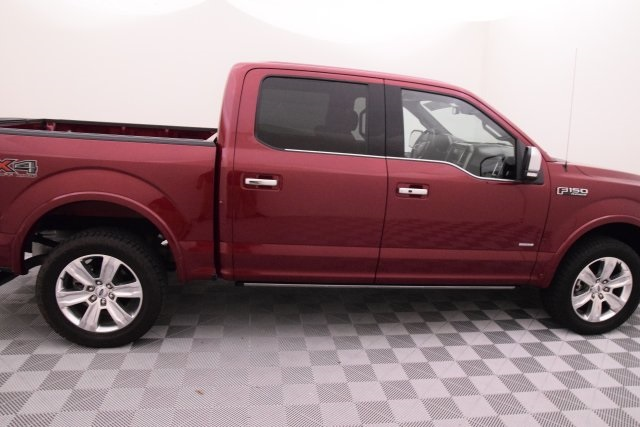 2015 F-150 SuperCrew Cab 4x4, Pickup #B57373 - photo 13