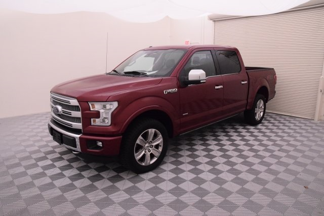 2015 F-150 SuperCrew Cab 4x4, Pickup #B57373 - photo 7