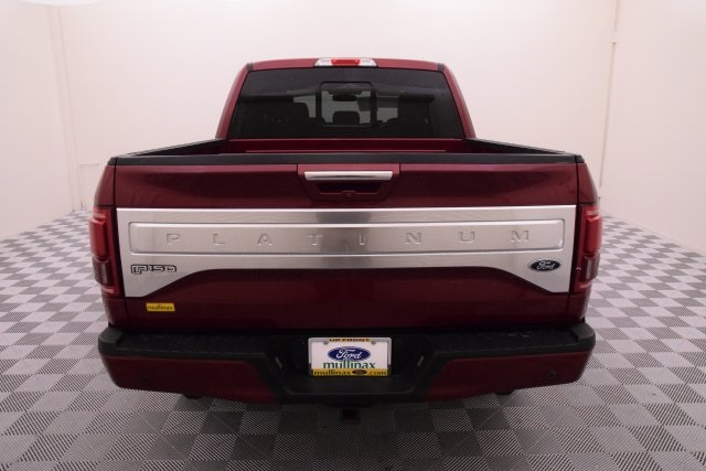 2015 F-150 SuperCrew Cab 4x4, Pickup #B57373 - photo 3