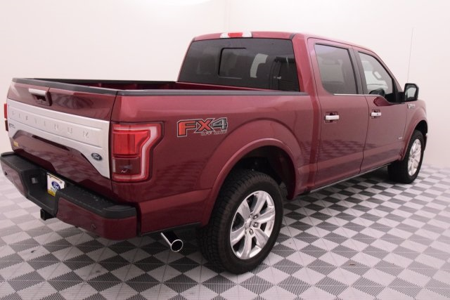 2015 F-150 SuperCrew Cab 4x4, Pickup #B57373 - photo 2