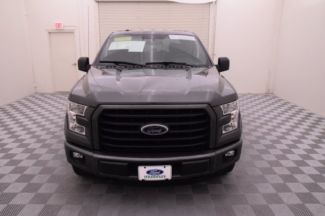 2015 F-150 SuperCrew Cab 4x4, Pickup #B74531M - photo 3