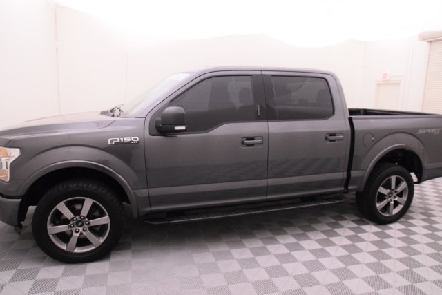 2015 F-150 SuperCrew Cab 4x4, Pickup #B74531M - photo 5