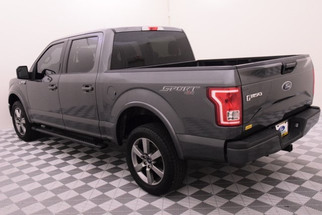 2015 F-150 SuperCrew Cab 4x4, Pickup #B74531M - photo 6