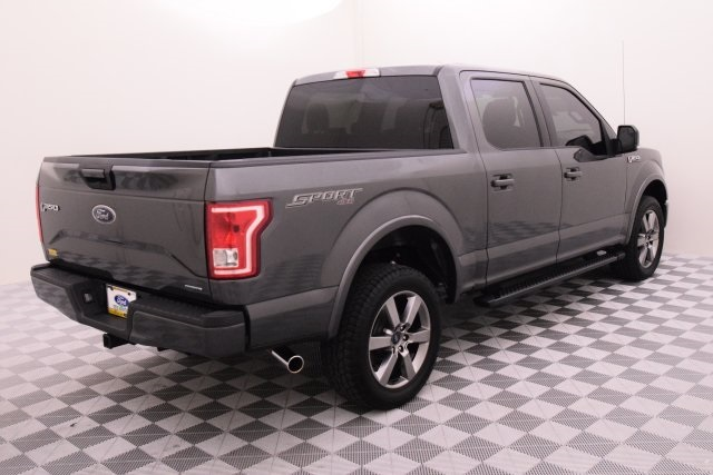 2015 F-150 SuperCrew Cab 4x4, Pickup #B74531M - photo 2
