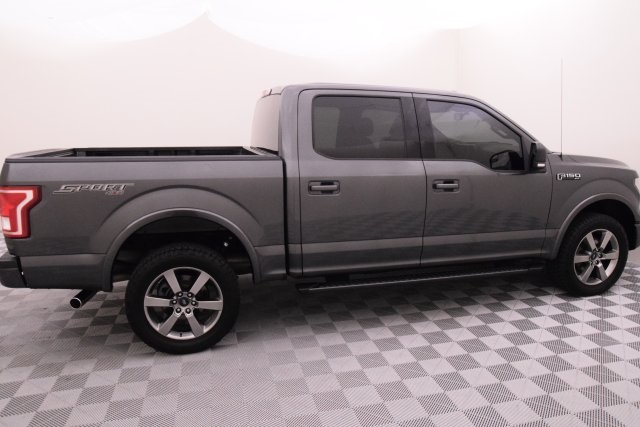 2015 F-150 SuperCrew Cab 4x4, Pickup #B74531M - photo 8