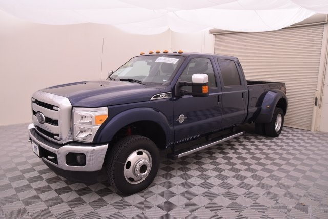 2016 F-350 Crew Cab DRW 4x4 Pickup #B82722 - photo 7