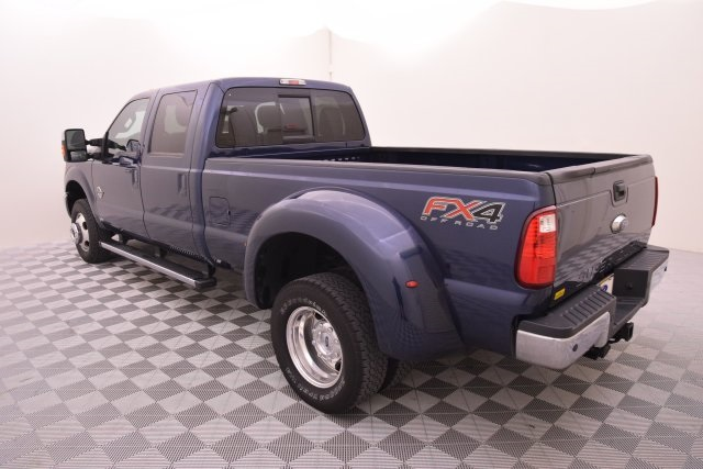 2016 F-350 Crew Cab DRW 4x4 Pickup #B82722 - photo 8