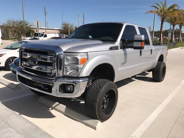 2012 F-250 Crew Cab 4x4, Pickup #B82778 - photo 3