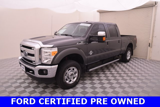 2015 F-250 Crew Cab 4x4 Pickup #C00226 - photo 4