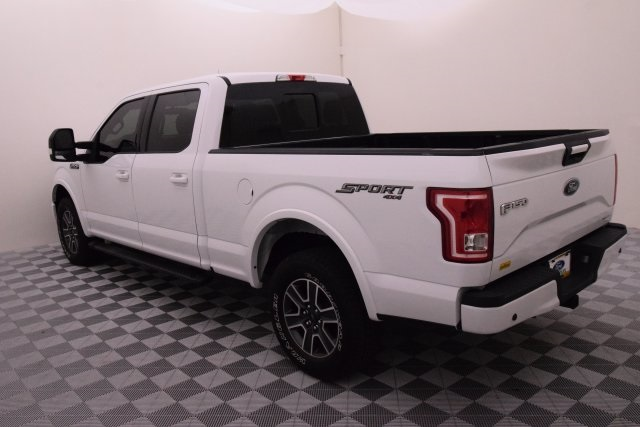2015 F-150 SuperCrew Cab 4x4, Pickup #C39029M - photo 13