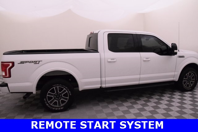 2015 F-150 SuperCrew Cab 4x4, Pickup #C39029M - photo 15