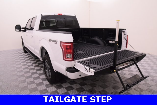 2015 F-150 SuperCrew Cab 4x4, Pickup #C39029M - photo 24